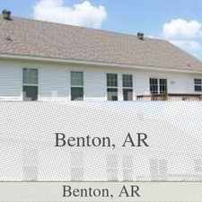 Rental info for 3br/2ba house with faux wood plantation blinds and ceiling fans, for rent in Benton.