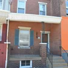Rental info for Lovely, spacious home on nice street in Overbrook.