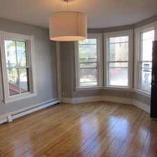 Rental info for 104 Chapin Avenue #1