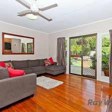 Rental info for Great Home in Aspley - Solar Power SAVE $$$ in the Brisbane area