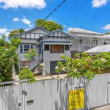 Rental info for LOCATION LOCATION LOCATION in the Clayfield area