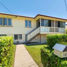 Rental info for Beautifully presented - bonus rumpus room downstairs - polished floorboards in the Zillmere area