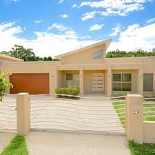 Rental info for LOW MAINTENANCE SINGLE LEVEL HOME in the Biggera Waters area
