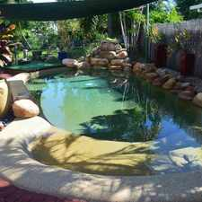 Rental info for Family home with a POOL & SOLAR POWER - APPROVED APPLICATION in the Townsville area