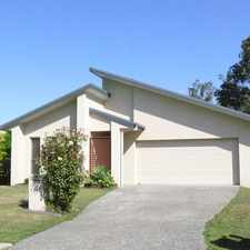 Rental info for Neat Family Home In Upper Coomera! in the Gold Coast area