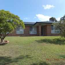 Rental info for Family Home in Hunterview in the Singleton Heights area