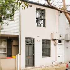 Rental info for Unfurnished two bedroom terrace