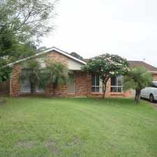 Rental info for Family Home in Gainsborough in the Kiama area