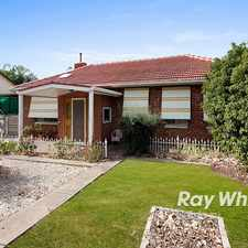Rental info for Spacious two bedroom home in the Adelaide area