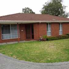 Rental info for *UNDER APPLICATION* in the Keysborough area