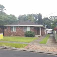 Rental info for FIRST TIME RENTER? in the Wollongong area