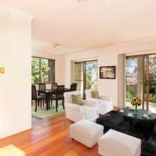 Rental info for Quiet 2 Bedroom Ground Floor Apartment in the Queenscliff area