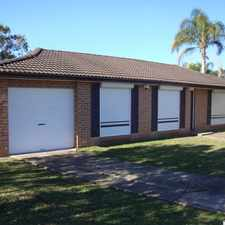 Rental info for Walk to Stocklands & Schools in the Sydney area