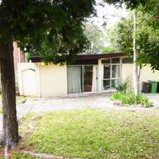Rental info for Great Family Home In A Convenient Location in the Turramurra area
