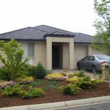 Rental info for Stunning Family Home in Executive Estate in the Mount Barker area