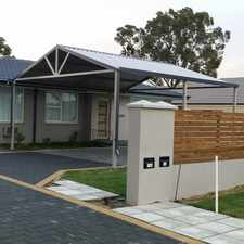 Rental info for NEWLY RENOVATED FRONT HOME! in the Perth area