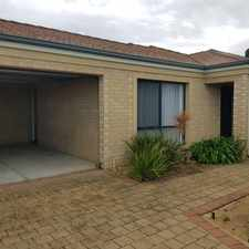 Rental info for Lovely Home Freshly Painted in the Spearwood area