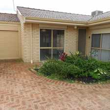 Rental info for What a Dream! in the Perth area