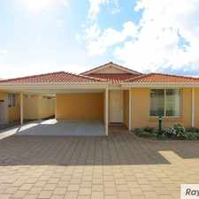 Rental info for REFURBISHED VILLA IN SECURE COMPLEX - $250 GIFT CARD OF CHOICE!!