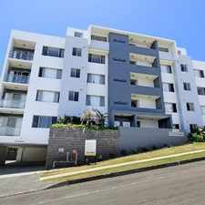 Rental info for Penthouse Suite in the Wollongong area