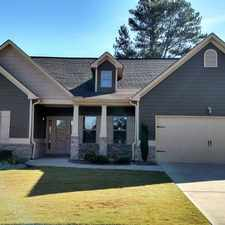 Rental info for 3995 Silverthorn Trace
