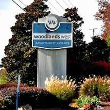 Rental info for Woodlands West