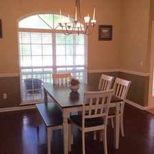 Rental info for BEAUTIFUL AND SPACIOUS 3/2 WITH MANY COMMUNITY AMENITIES