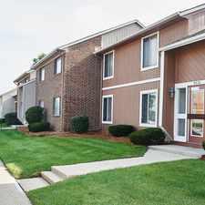 Rental info for Woodbridge Apartments in Castleton IN