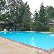 Rental info for Woods of Eagle Creek in the 46254 area