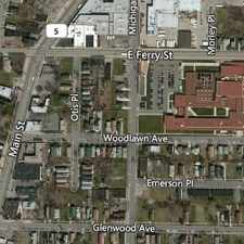 Rental info for Apartment for rent in Buffalo. in the Masten Park area
