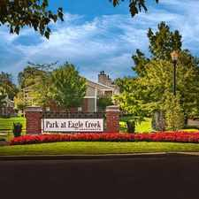 Rental info for Park at Eagle Creek