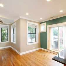 Rental info for 3706 West Wrightwood Avenue in the Avondale area