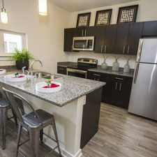 Rental info for RM West in the River Market area