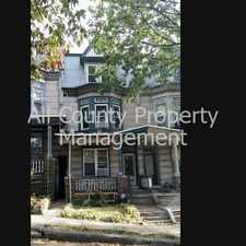 Rental info for 1222 Eckert Ave in the Reading area