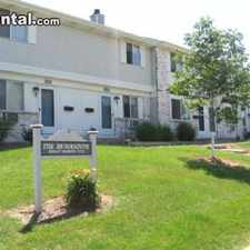Rental info for $1145 2 bedroom Townhouse in SW Dane County Fitchburg in the Fitchburg area