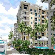 Rental info for Broadstone Harbor Beach in the Fort Lauderdale area