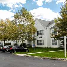 Rental info for Eagle Rock Apartments at Freehold