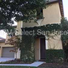 Rental info for GORGEOUS 5 Bdrm/3 Ba Home in Morgan Hill!