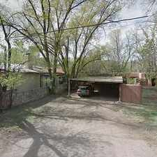 Rental info for Single Family Home Home in Santa fe for Owner Financing