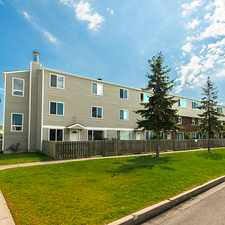 Rental info for Briarwynd Court in the Edmonton area