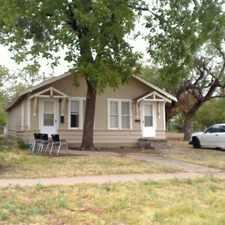 Rental info for 840 POPLAR ST. in the Abilene area