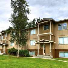 Rental info for Conifer Grove Apartment Homes in the Anchorage area
