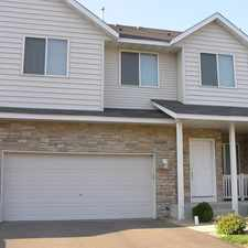 Rental info for Mint Condition 3 BR and Basement+ Loft Townhome in a Great Location