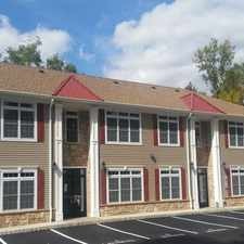 Rental info for Brookside at Rahway