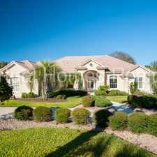Rental info for Pool Home w/ Pool, Lawn and Pest Control IncludeLive in Hammock Dunes!