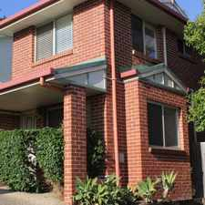 Rental info for FULLY AIR-CONITIONED TWO BED TOWNHOUSE