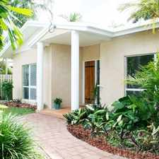 Rental info for CLOSE TO BEACH FAMILY HOME + GRANNY FLAT **BREAK LEASE** in the Cairns area