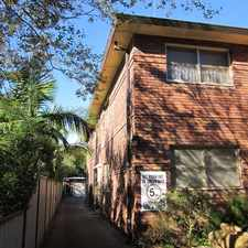 Rental info for OPEN HOME: MONDAY 27/5/13 at 4.45PM in the Sydney area