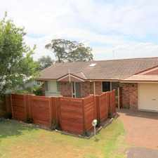 Rental info for Level Villa - Great position APPLICATION APPROVED in the Central Coast area