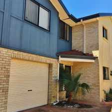 Rental info for NEAT & TIDY TOWNHOUSE in the Central Coast area